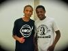 Danilo e Abayomi