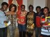 Rapaziada bonita e inteligente (Bukassa, Cristiane, Cosme...)
