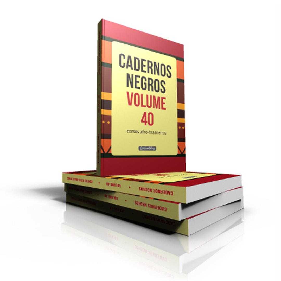 Imagem da capa do livro Cadernos Negros volume 40
